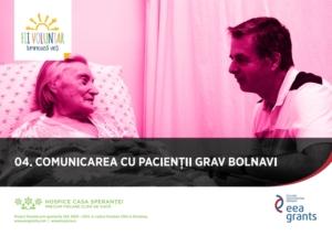 Comunicarea cu pacientul grav bolnav